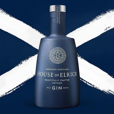 Beautifully crafted artisan gin - House of Elrick