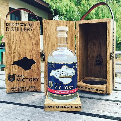 IoW Distillery's perfect partnership