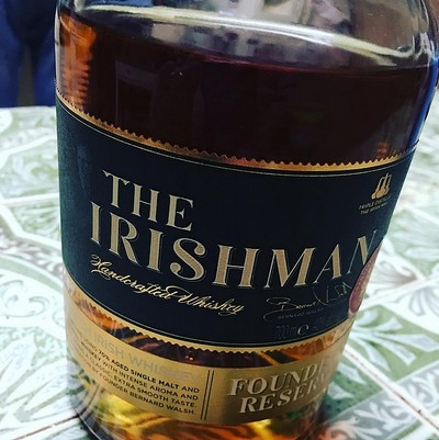 The Cold Irishman Competition!