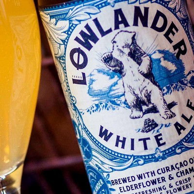 Lowlander White Ale Wins Medal at Dutch Beer Challenge