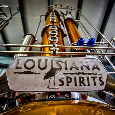 The spirit of Louisiana