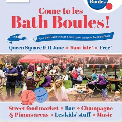Bath Boules weekend!