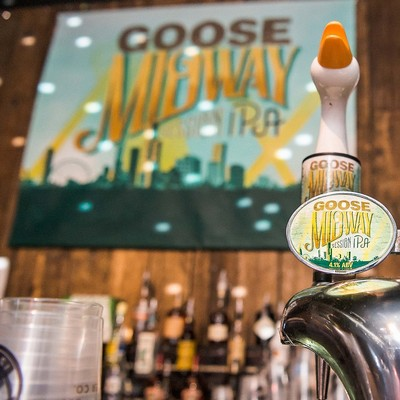 Drink the Midway IPA