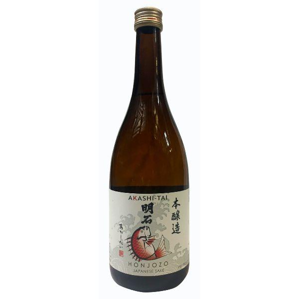 Akashi-Tai-Sake Honjozo
