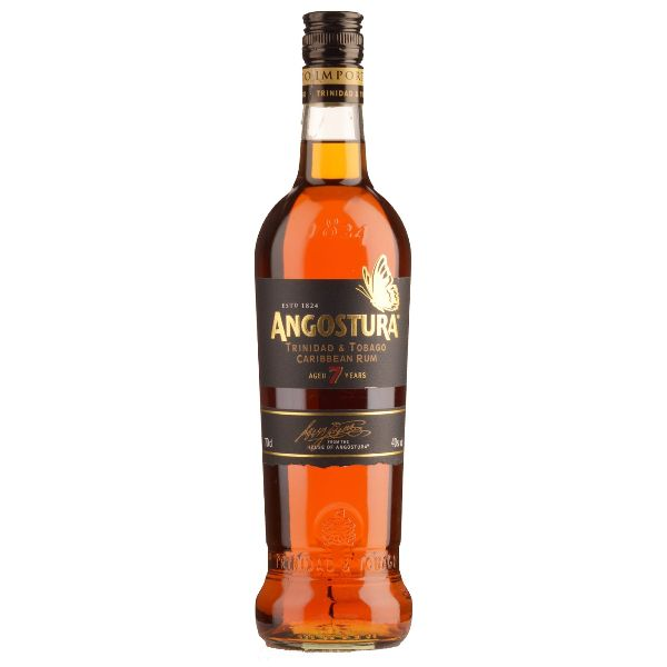 Angostura 7 Year Old Dark Butterfly Rum