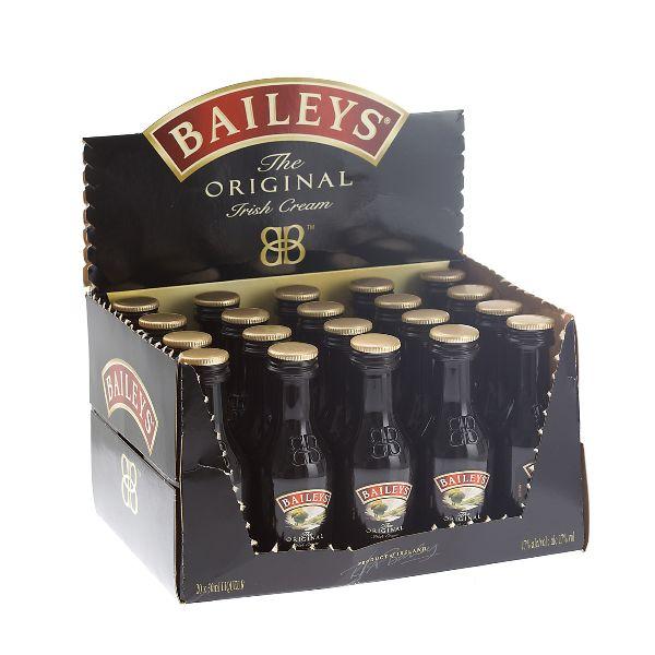 Baileys Irish Cream MINIATURES