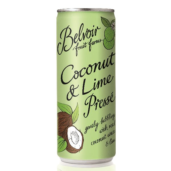 Belvoir Coconut & Lime