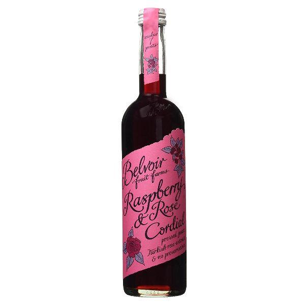 Belvoir Raspberry & Rose Cordial