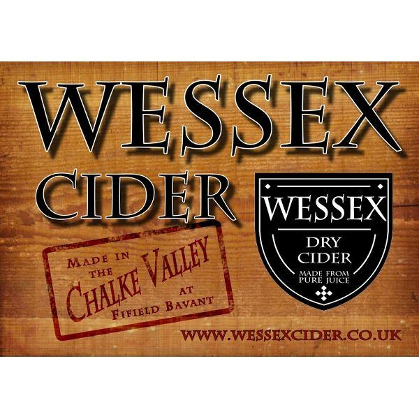 BIB Wessex Dry Cider