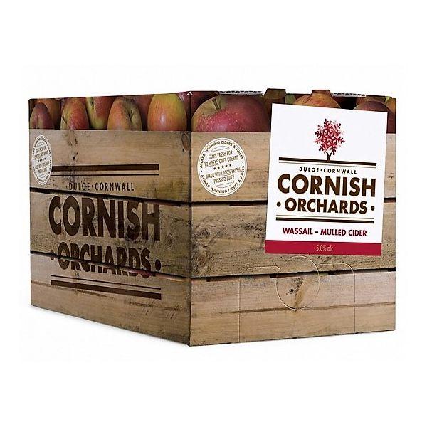 BIB Cornish Orchards Wassail Mulled Cider
