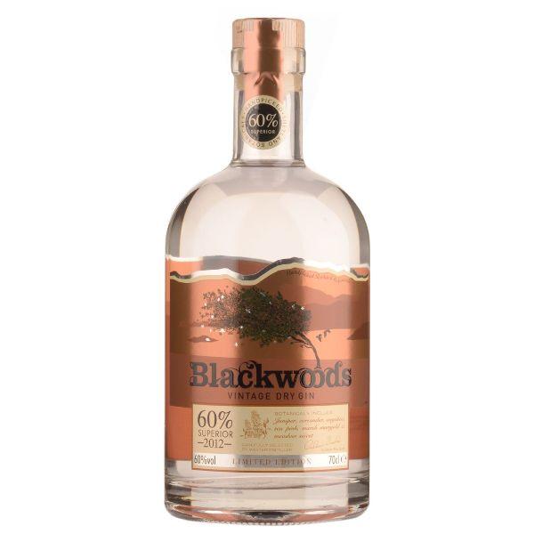 Blackwood's Premium Strength Gin