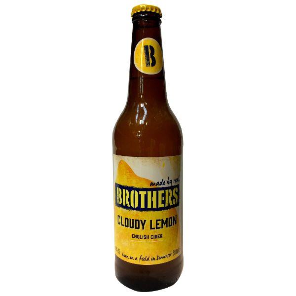 Brothers Lemon Cider