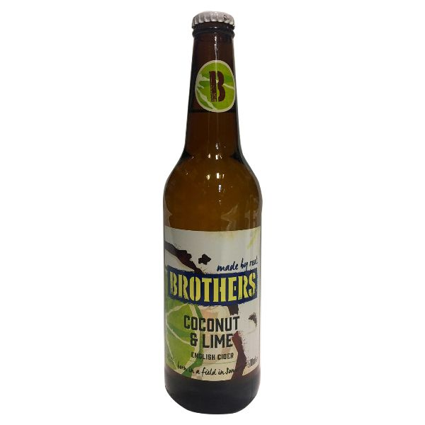 Brothers Coconut and Lime Cider