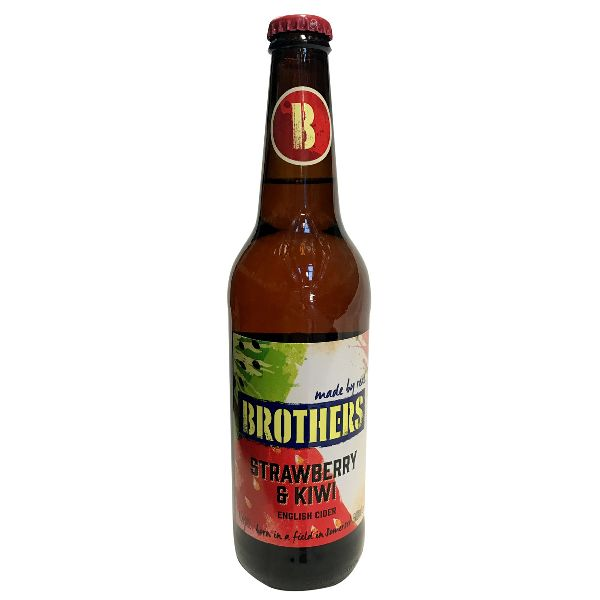Brothers Strawberry & Kiwi  Cider