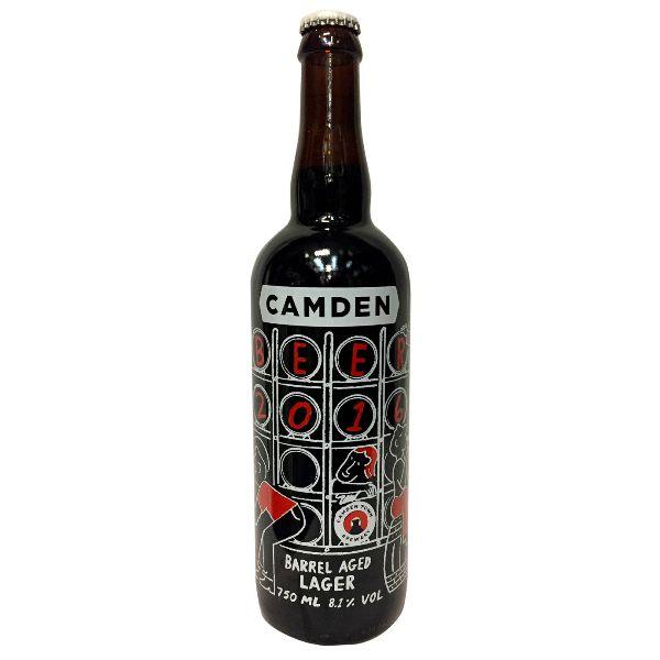 Camden Beer 2016
