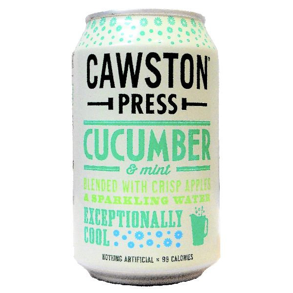 Cawston Press Sparkling Cucumber Mint Can