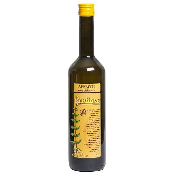 Chartreuse Gentiane Liqueur
