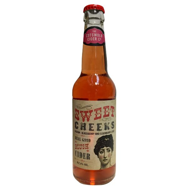 Cotswold Cider Company Sweet Cheeks