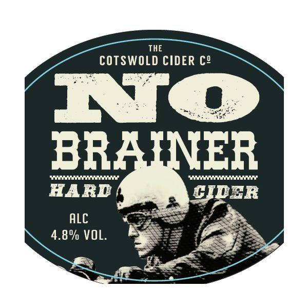 Cotswold Cider NO BRAINER