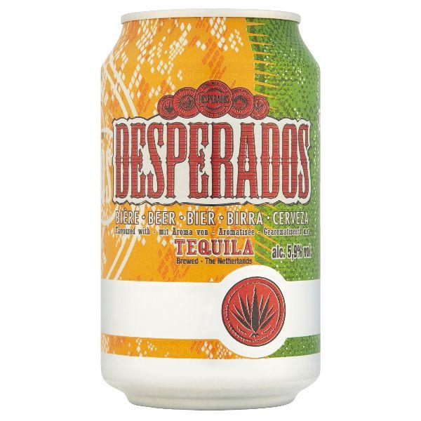 Desperados Cans