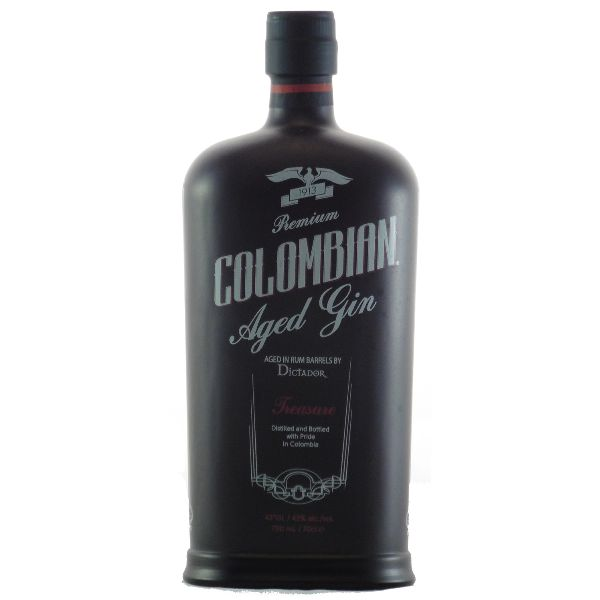 Colombian Treasure  Gin