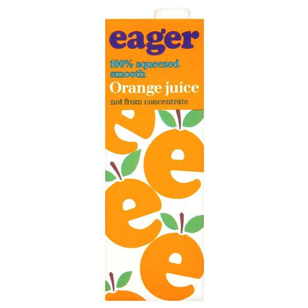 Eager Orange Juice