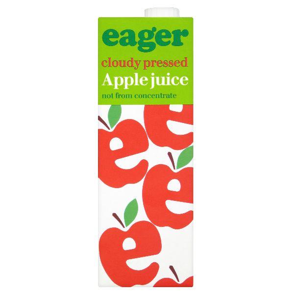 Eager Apple Juice