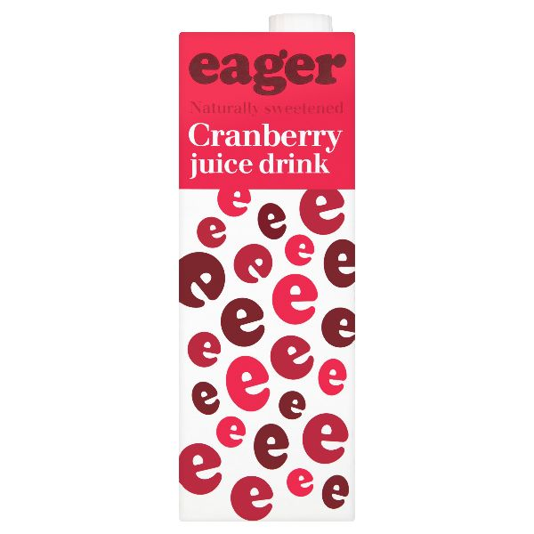 Eager Cranberry Juice