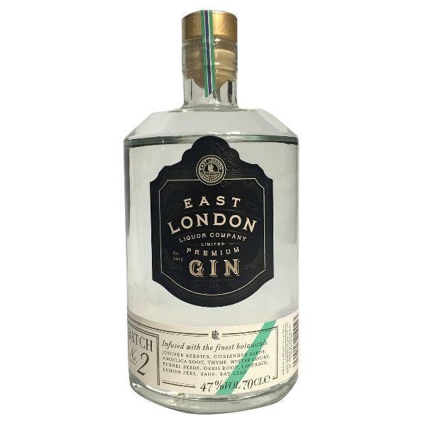 East London Batch 2 Gin