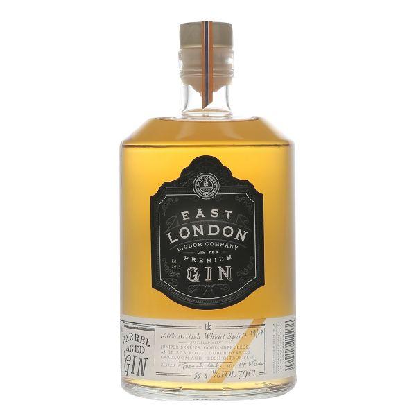 East London Barrel Aged Gin