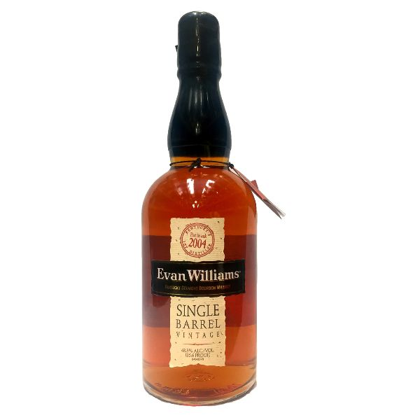 Evan Williams 2003/04 Single Barrel