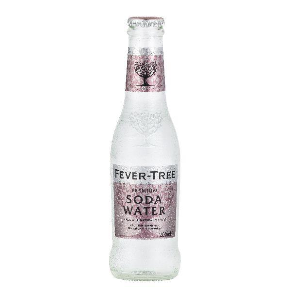Fever Tree Premium Soda Water