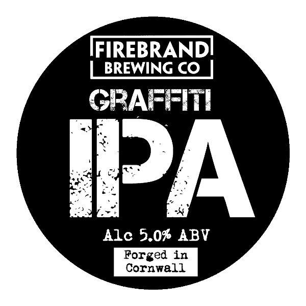 Firebrand Graffiti IPA