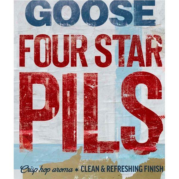 Goose Island 4 Star Pils