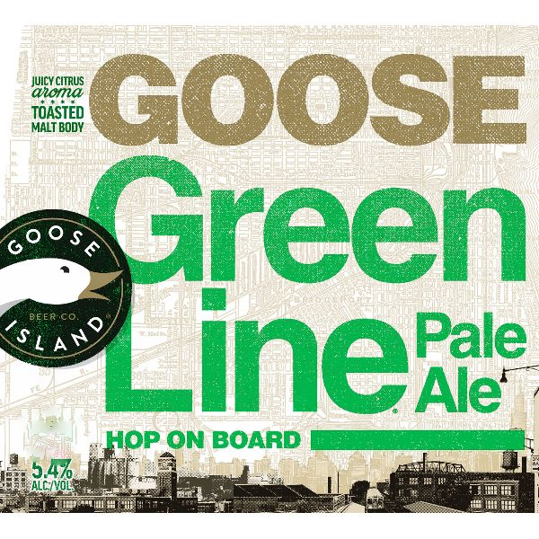Goose Island Green Line Pale Ale