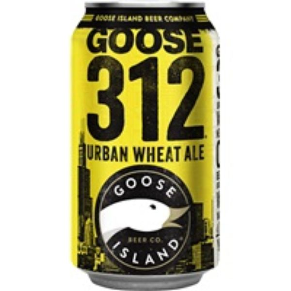 Goose Island 312 Cans
