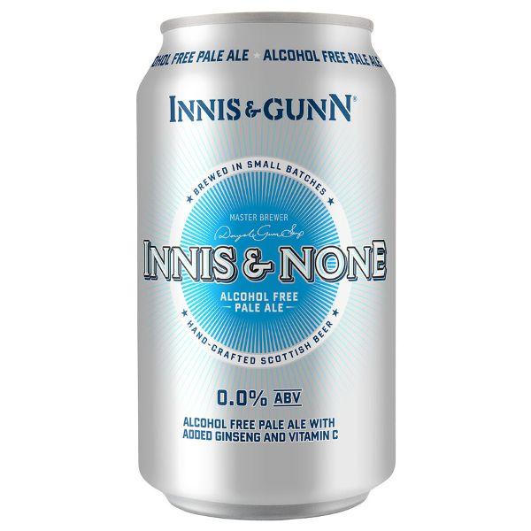 Innis & Gunn None Cans