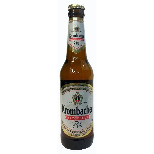 Krombacher Pilsner Low Alcohol