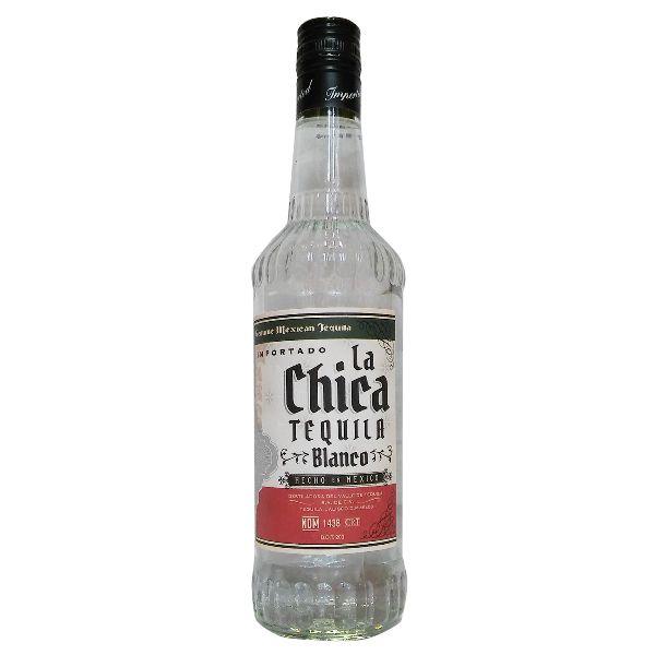 La Chica Silver Tequila