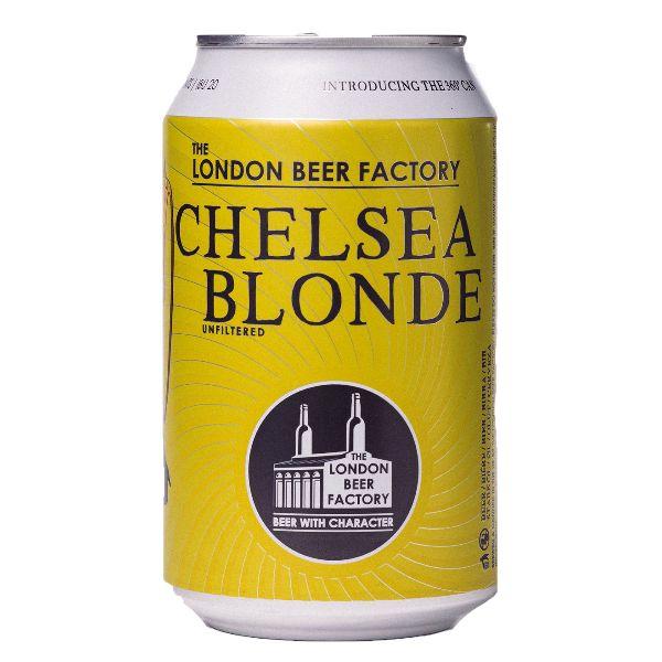 Chelsea Blonde