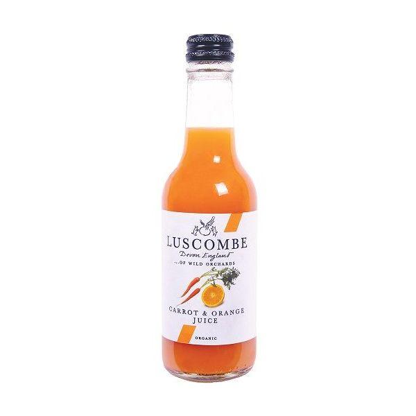 Luscombe Organic Carrot and Orange