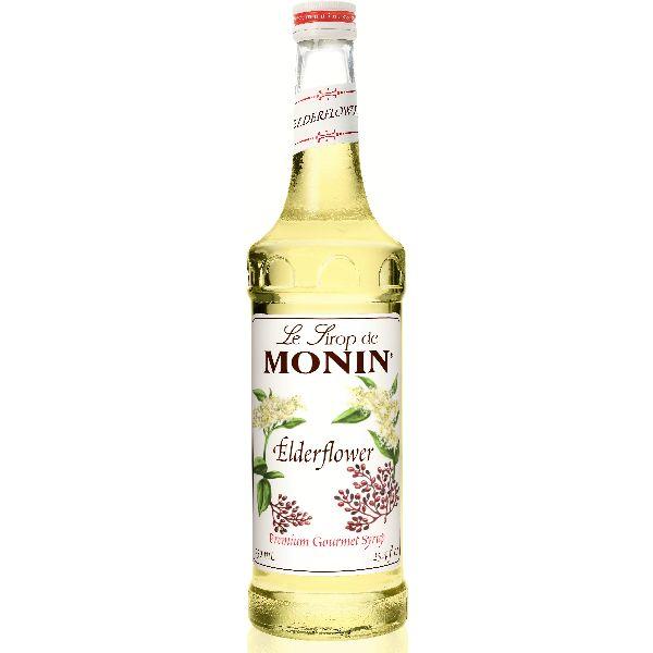 Monin Elderflower Sirop