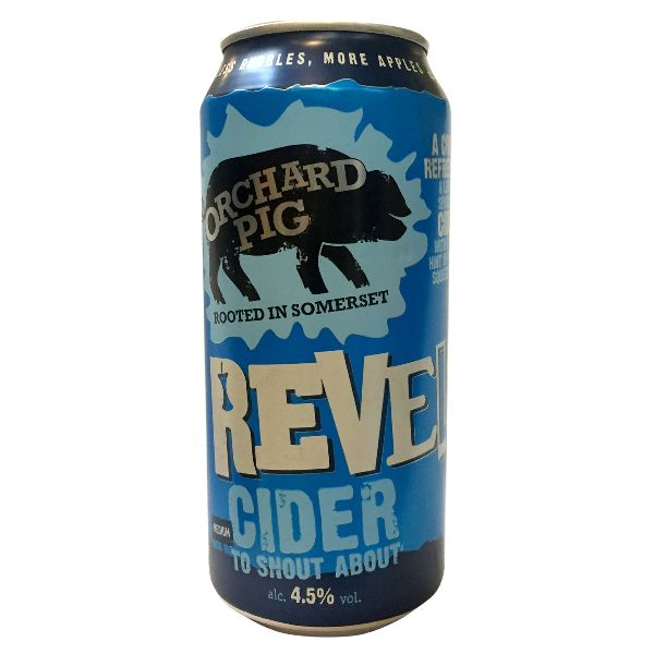 Orchard Pig Reveller Cans