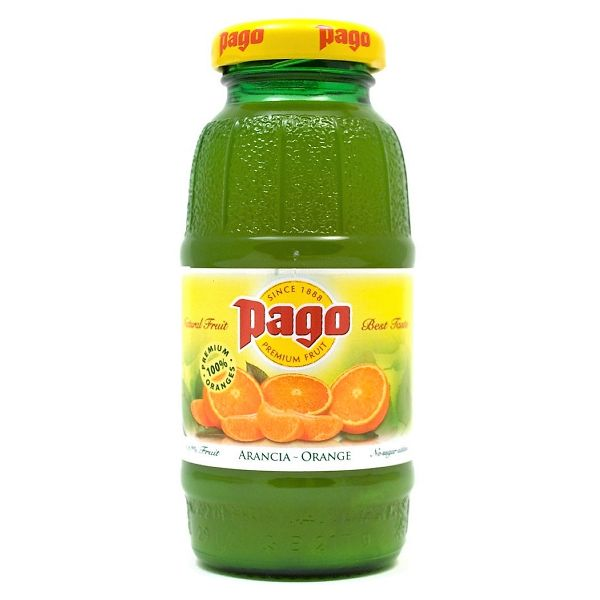 Pago Orange Juice