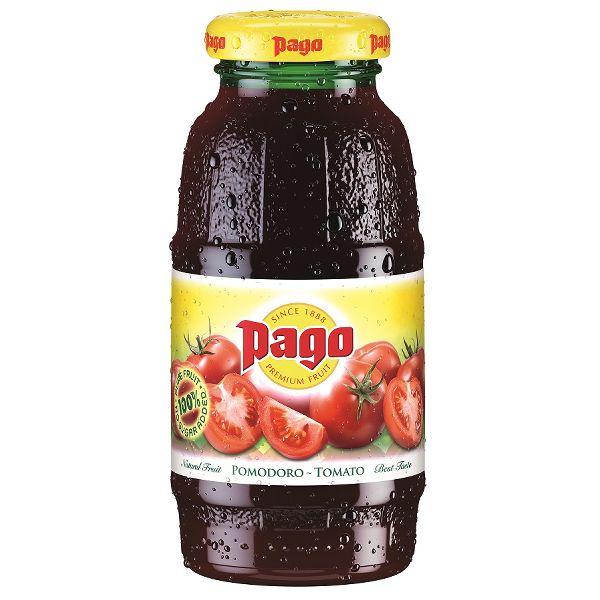 Pago Tomato, Juice