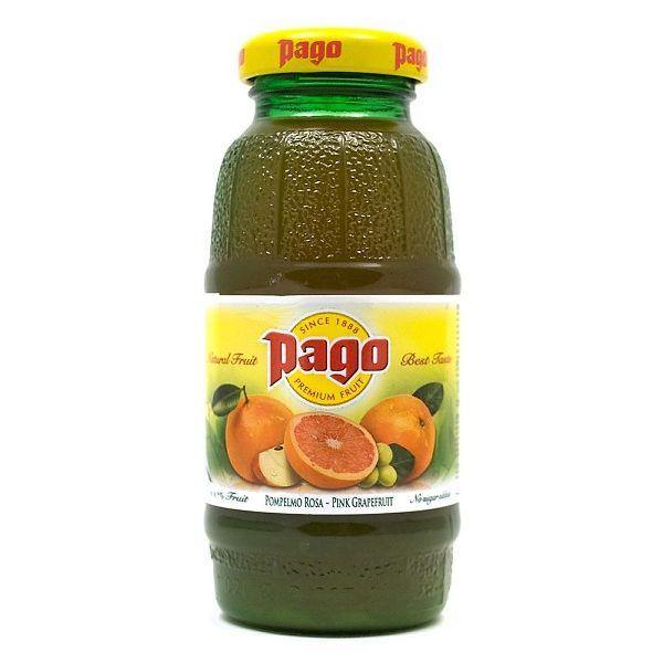 Pago Pink Grapefruit, Juice