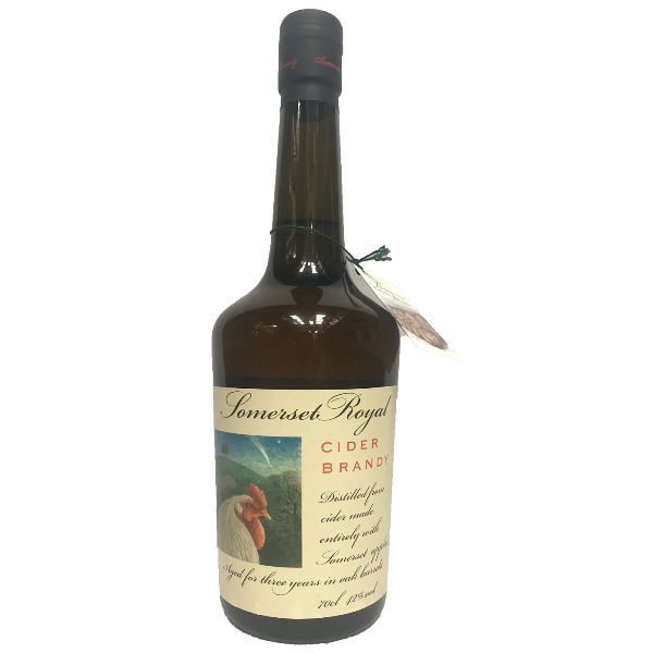 Somerset Royal Cider Brandy 3 Year Old