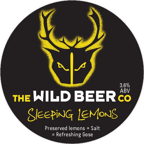 Wild Beer Co Sleeping Lemons
