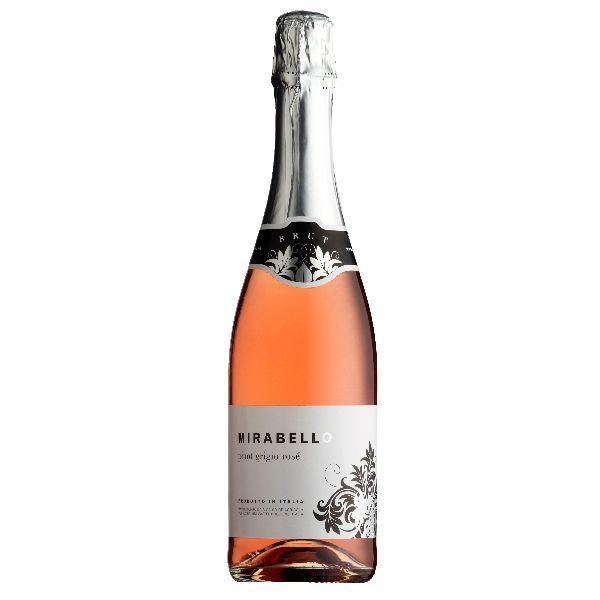 Mirabello Spumante Rose Pinot Grigio