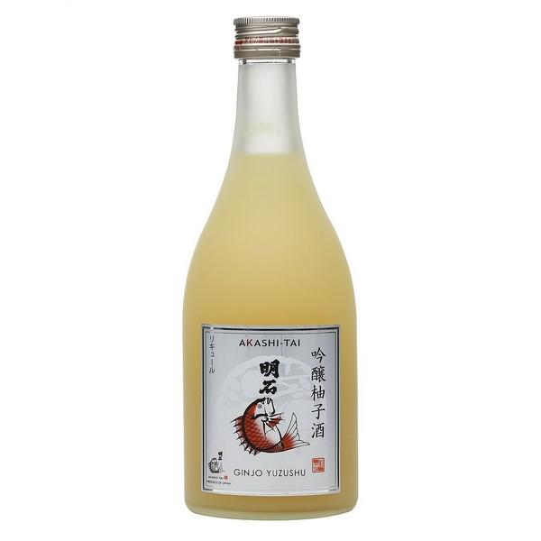 Akashi-Tai Ginjo Yuzushu